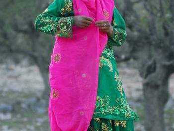 伊朗游牧民族的生活习俗08