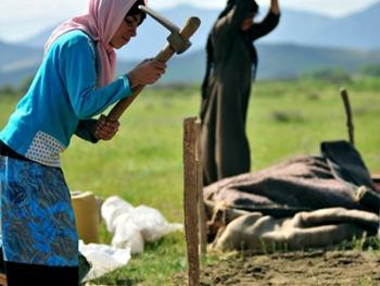 伊朗游牧民族的生活习俗09