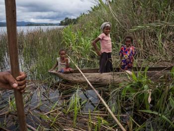 库图布湖原住民的生活12