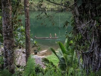 库图布湖原住民的生活13