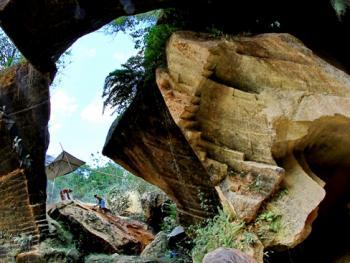 印度尼西亚开山采石3