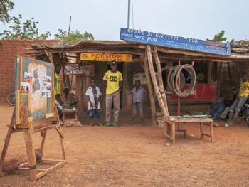 西非各国的摄影师10