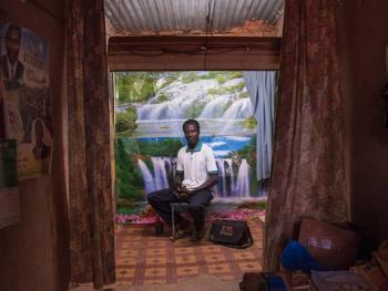 西非各国的摄影师11