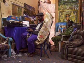 西非各国的摄影师12