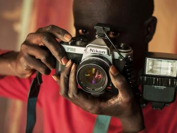 西非各国的摄影师