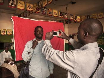 西非各国的摄影师06