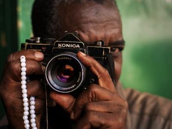 西非各国的摄影师09