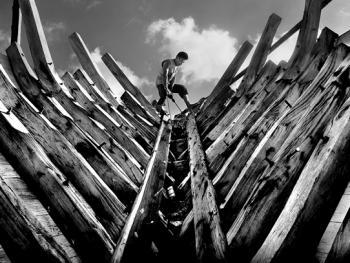 印尼造木船04