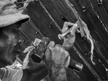印尼造木船05