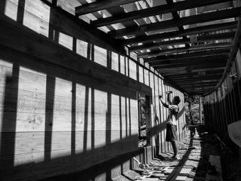 印尼造木船07