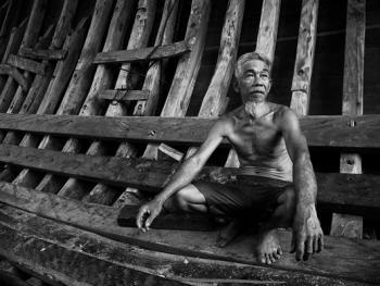 印尼造木船08