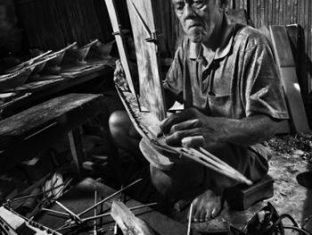 印尼造木船09