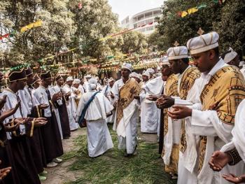 埃塞俄比亚主显节05