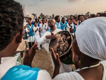 埃塞俄比亚主显节06