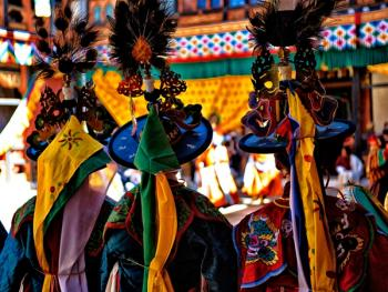 不丹泽曲节09