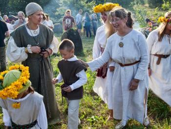 立陶宛圣母升天节12