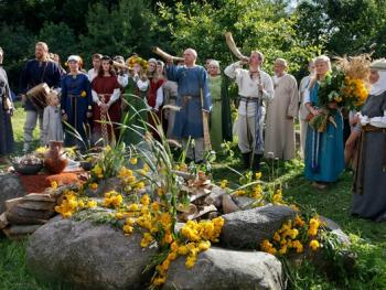 立陶宛圣母升天节03
