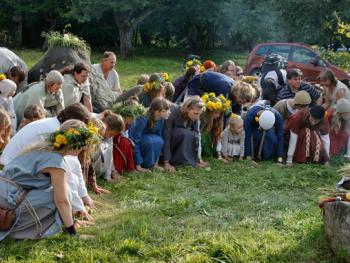 立陶宛圣母升天节04