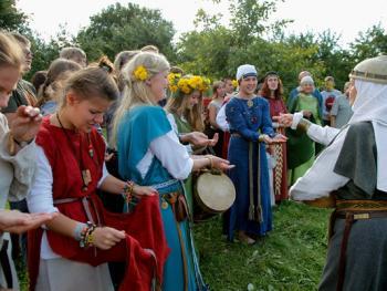 立陶宛圣母升天节05