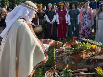 立陶宛圣母升天节08