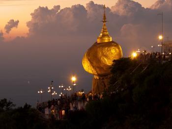 缅甸大金石崇拜1