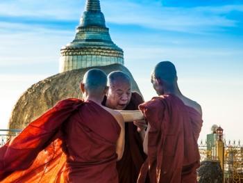 缅甸大金石崇拜3
