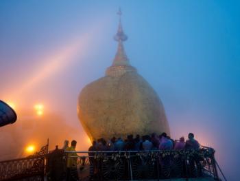 缅甸大金石崇拜7