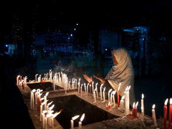 祭奠苏菲派圣人12