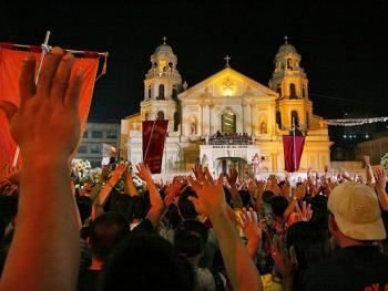 菲律宾黑色拿撒勒节01
