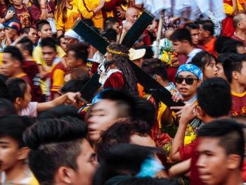 菲律宾黑色拿撒勒节03