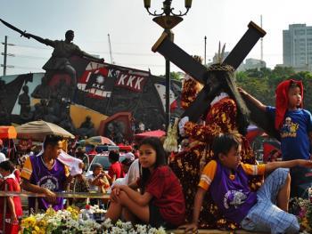 菲律宾黑色拿撒勒节06