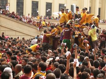 菲律宾黑色拿撒勒节07