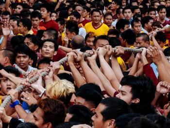 菲律宾黑色拿撒勒节08