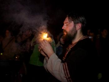 立陶宛春分火祭11