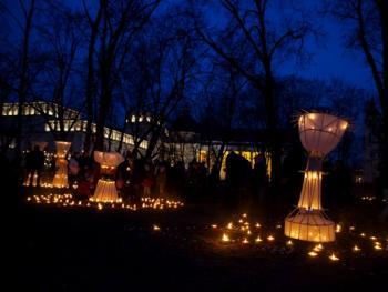 立陶宛春分火祭02