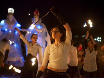 立陶宛春分火祭05