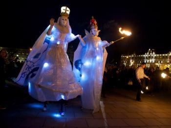 立陶宛春分火祭