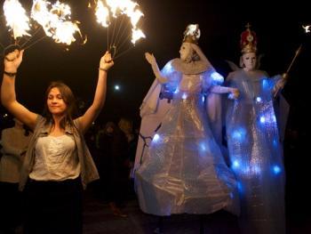 立陶宛春分火祭08