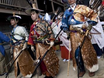 镰仓骑射仪式10