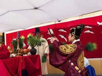 韩国传统婚礼10