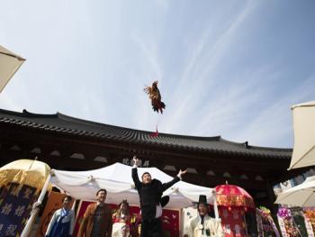 韩国传统婚礼13