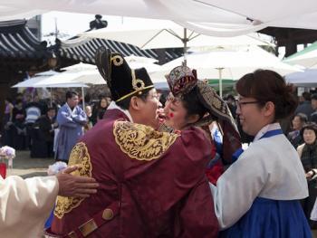 韩国传统婚礼14
