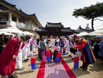 韩国传统婚礼06