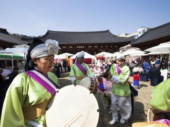 韩国传统婚礼07