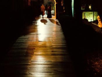 摩诃菩提寺之夜13