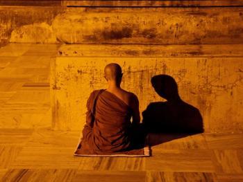 摩诃菩提寺之夜04