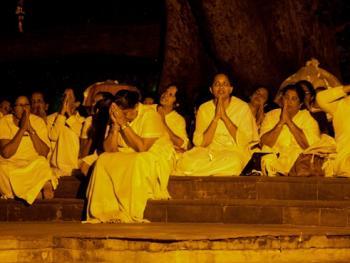 摩诃菩提寺之夜09