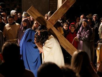 纪念耶稣受难05