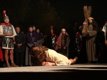 纪念耶稣受难07