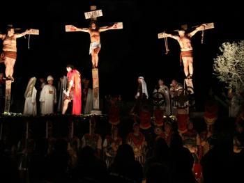纪念耶稣受难08
